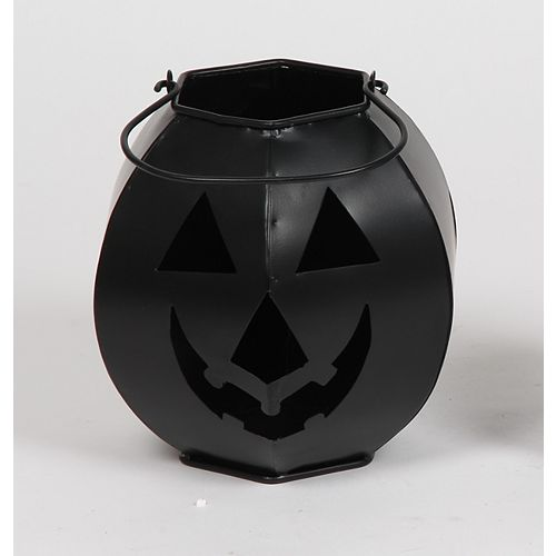 Metal Candle Holder Halloween Decoration