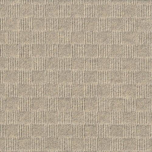 City Block N59 Ivory 24-inch x 24-inch Carpet Tiles (15 Tiles / Case)
