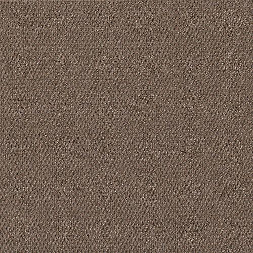 Foss Floors Hobnail N49 Espresso 18-inch x 18-inch Carpet Tiles (10 Tiles / Case)