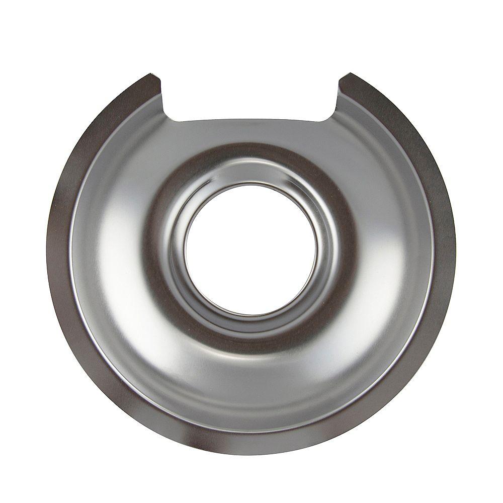 """Range Kleen Range Kleen 6""""/Sm Chrome Drip Pan, Sgl Pk"""