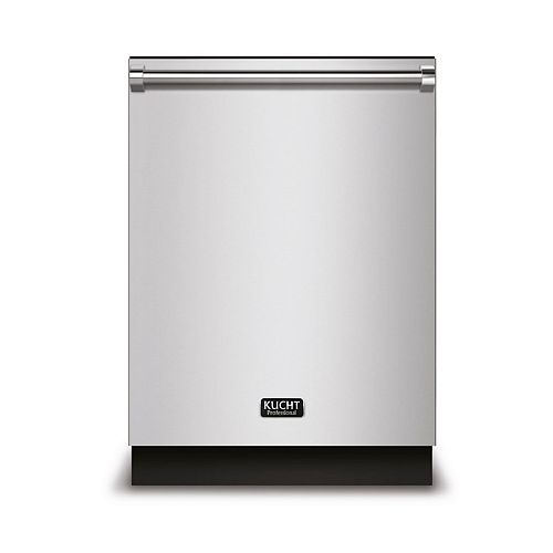 KUCHT Professional 24-in Top Control Dishwasher