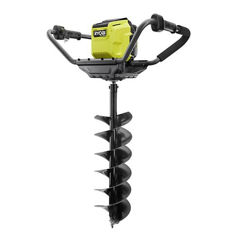 40V HP Brushless Cordless Earth Auger with 8-inch Bit (Tool Only)