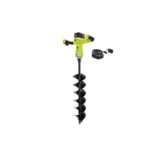 18V ONE+ HP Brushless Cordless Auger Kit with 4.0 Ah Battery and Charger