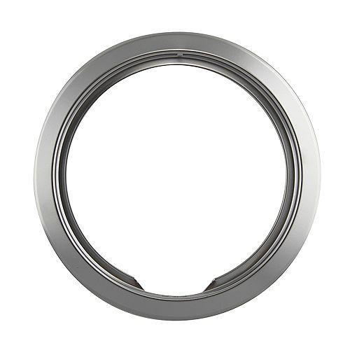 """Range Kleen 6""""/Sm Chrome Trim Ring, Sgl Pk"""