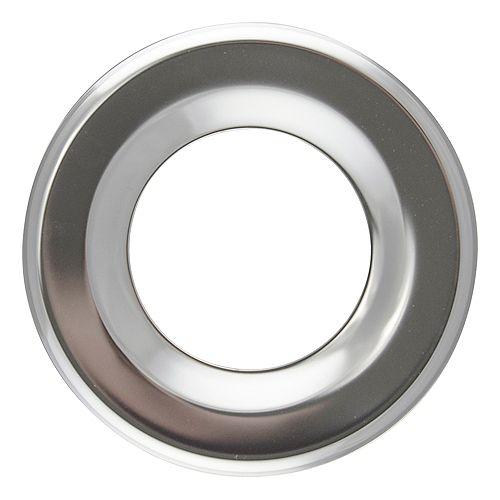 "Range Kleen 6.875"" Chrome Drip Pan, Sgl Pk"