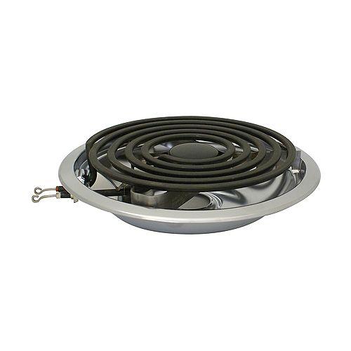 "Range Kleen Canning Element & Drip Pan Chrome Lg/8"""