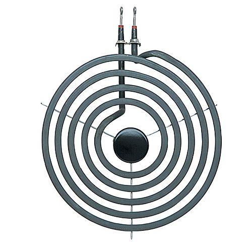 "Range Kleen Element Plug-in Y Bracket 5 Turns Lg/8"""