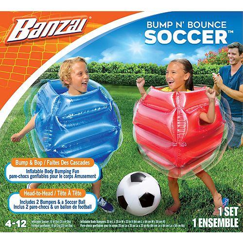 Bump & Bounce Soccer