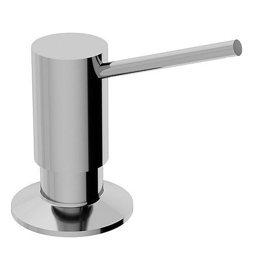 Braddock Kitchen Soap Dispenser in Chrome
