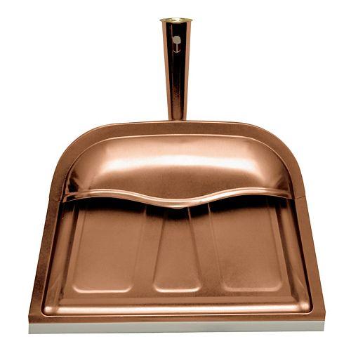 Range Kleen Dust Pan Copper, Hooded