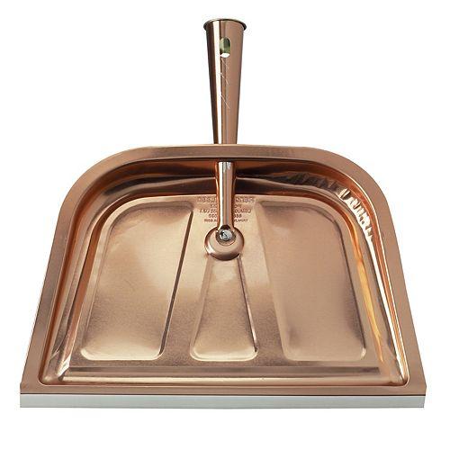 Range Kleen Dust Pan Copper, No Hood