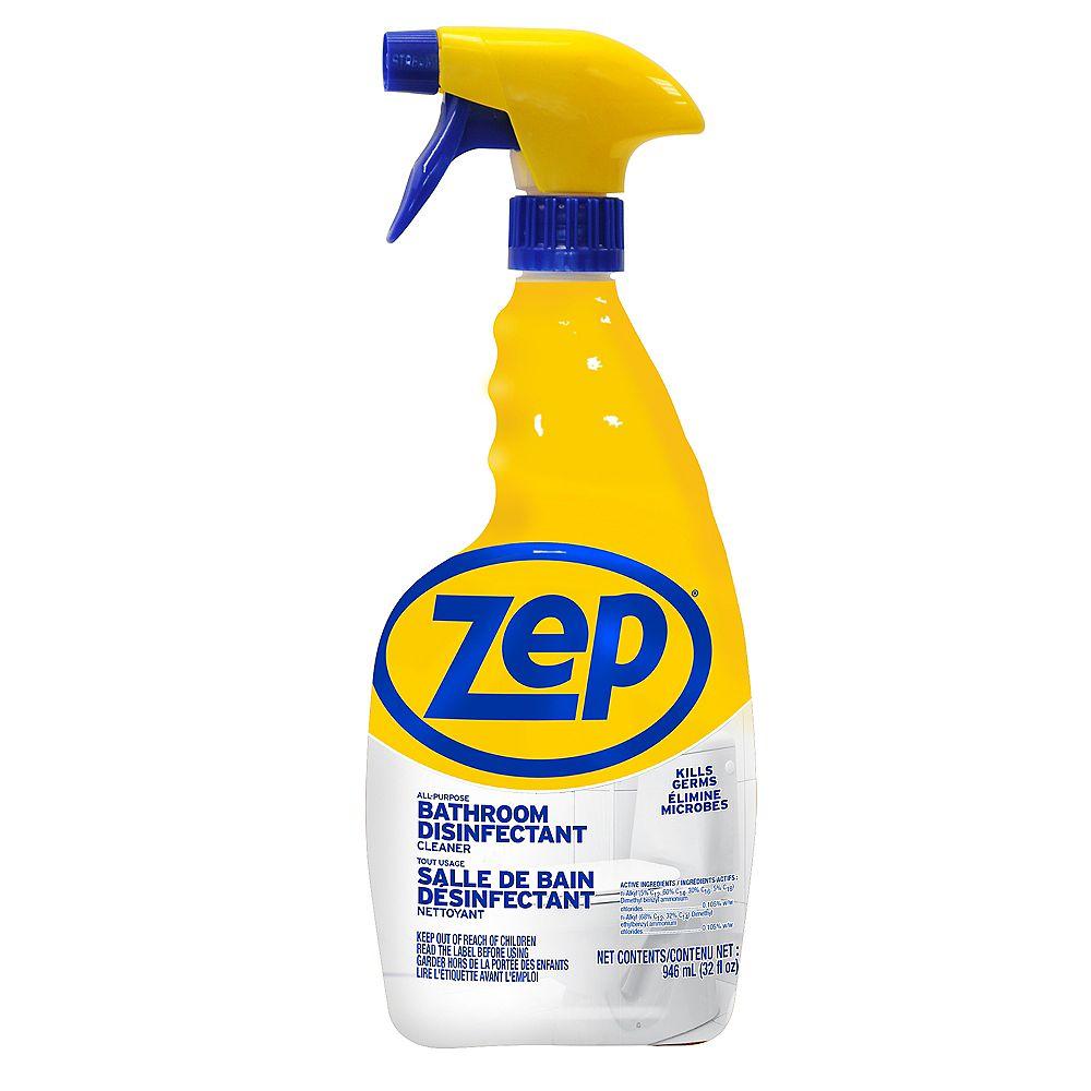 Zep Zep All-Purpose Bathroom Disinfectant 946ml