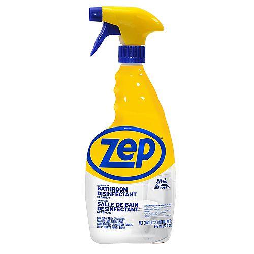 Zep All-Purpose Bathroom Disinfectant 946ml