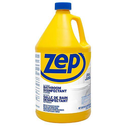 Zep All-Purpose Bathroom Disinfectant 3.78L