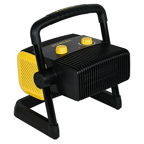 1500W Forced Air Electric Adjustable Heater 120 Volt
