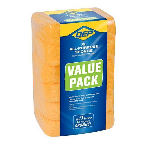 Premium Multipurpose Sponge (6-Pack)