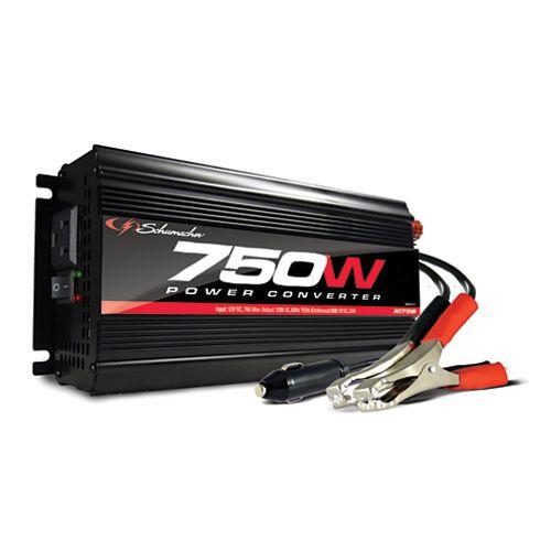 Convertisseur de puissance 750 Watt/1500 Watt maximum