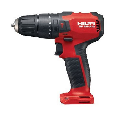 12-Volt Lithium-Ion Cordless Brushless 3/8 in. Keyless Chuck Hammer Drill Driver SF 2H-A (Tool Only)