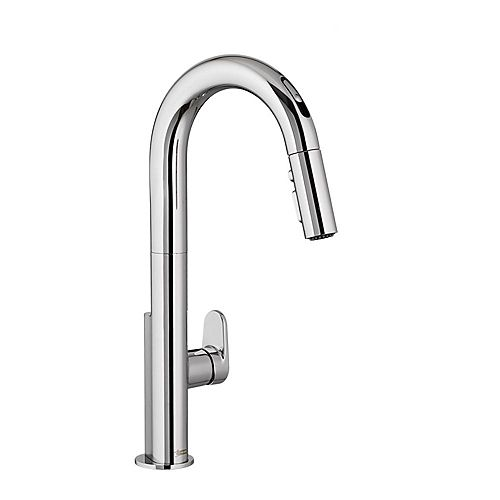 Beale Touchless Selectronic Pulldown Kitchen Faucet in Polished Chrome