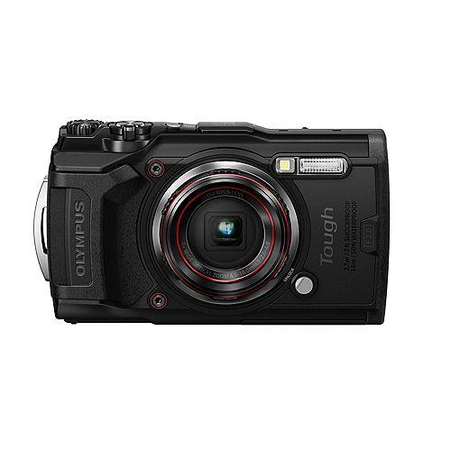 Tough TG-6 Digital Camera (Black)
