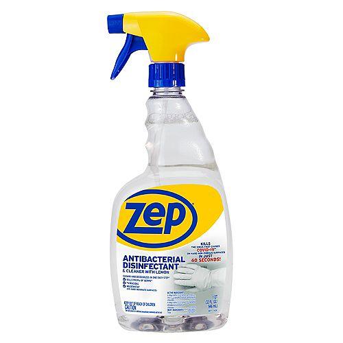 Zep Antibacterial Disinfectant 946ml