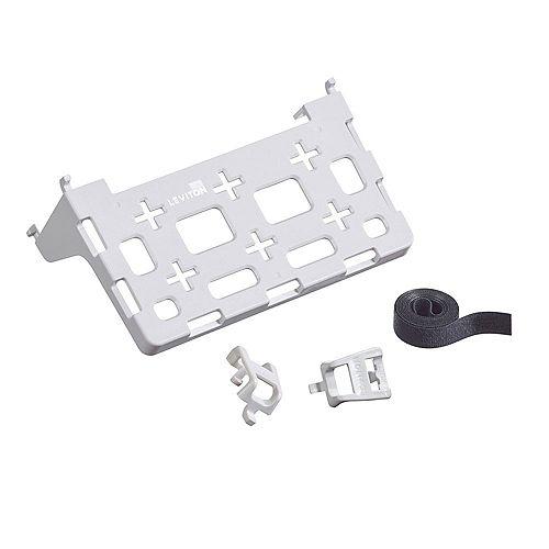 Plastic Universal Shelf Bracket for Structured Media Center