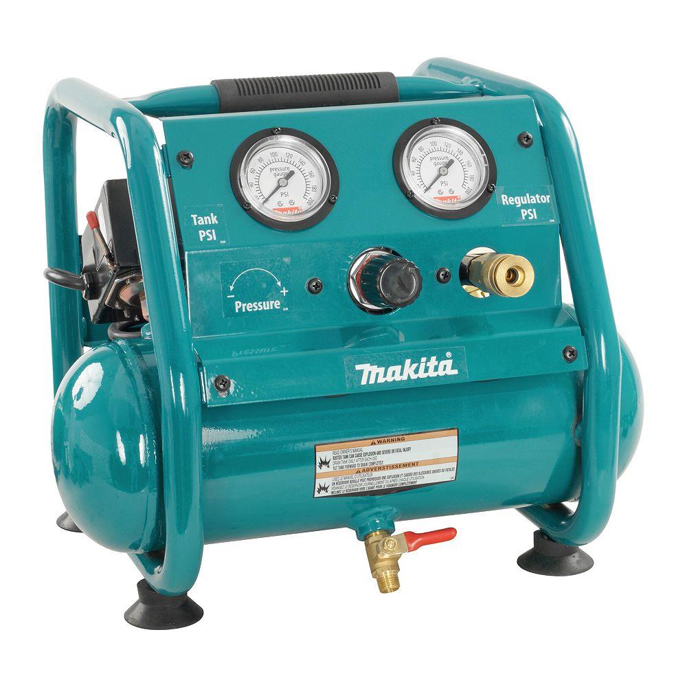 MAKITA 1 HP Peak Air Compressor