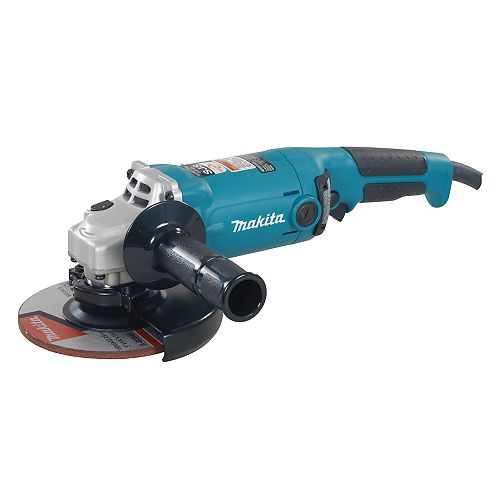 6 inch Angle Grinder with SJS & Electric Brake
