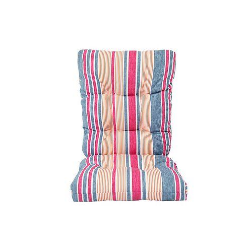 Highback Cushion Striped