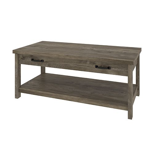 Table à café 44L Isida chêne brun