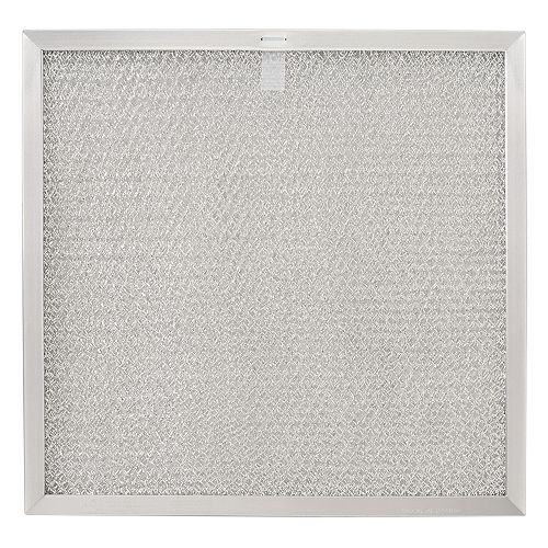 Aluminum Replacement Grease Filter For BXT Series Hoods