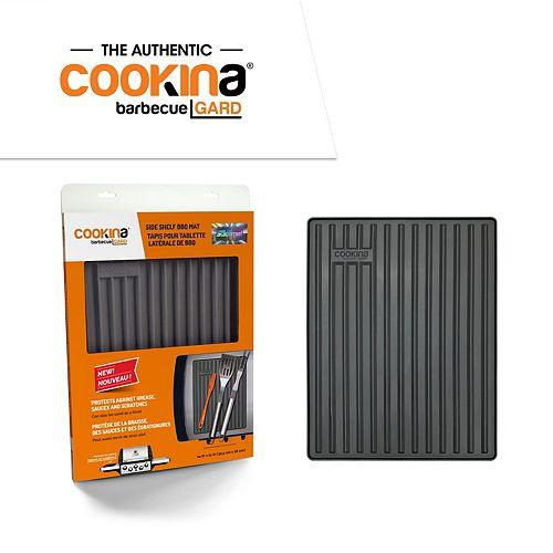 Reusable COOKINA Barbecue GARD Protector Mat for Shelves and Counters   - 35.5 cm  x 28 cm