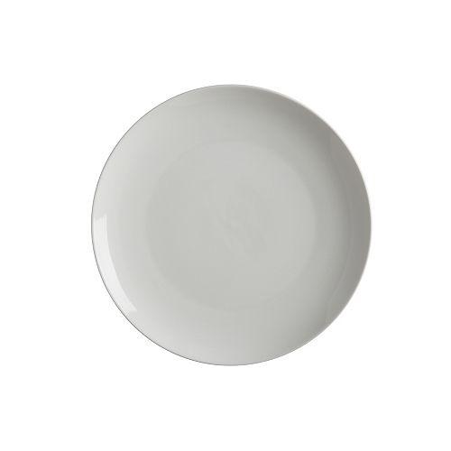 Basic White Round Platter 40 cm