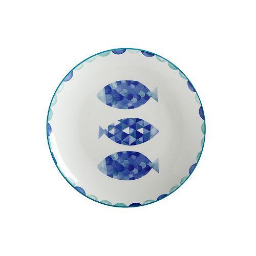 Reef Fish Dinner Plate 27 cm - Pack of 4