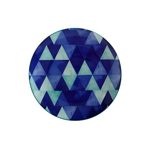 Reef Triangles Side Plate 20 cm - Pack of 4