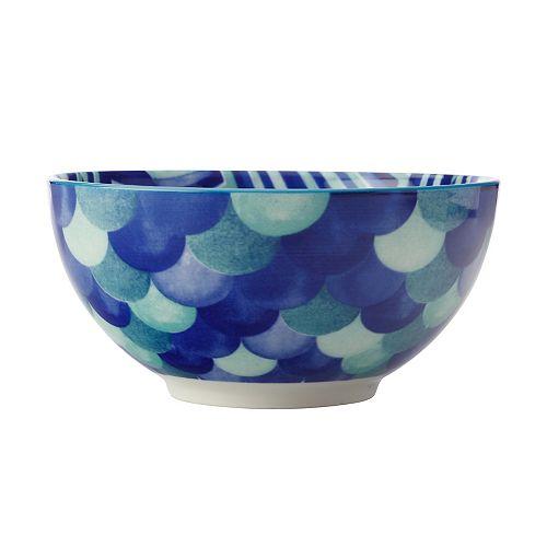 Reef Herringbone Bowl 15 cm - Pack of 4