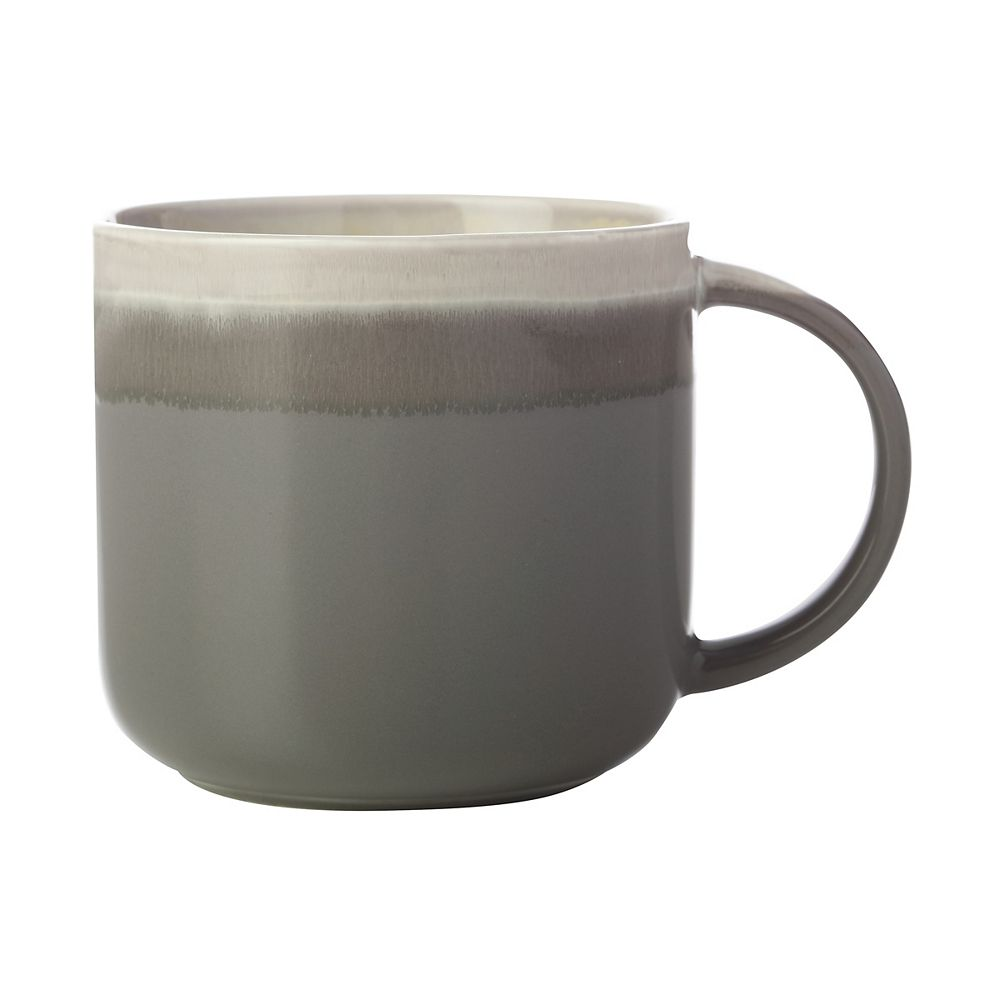 Maxwell & Williams Panko Charcoal Mug 410 ml - Pack of 6