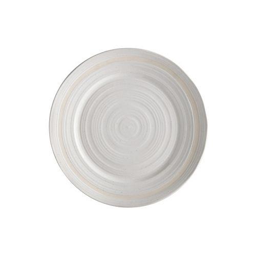 Vanilla Pod Round Platter 35 cm