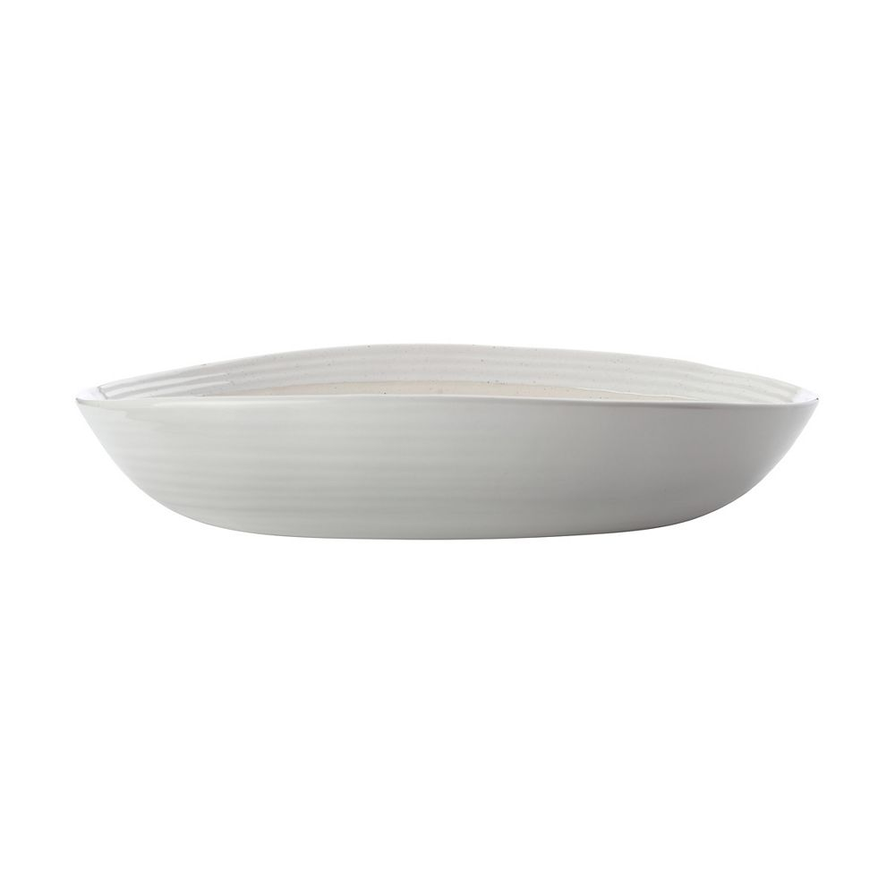 Maxwell & Williams Vanilla Pod Oval Bowl 33 cm x 23 cm