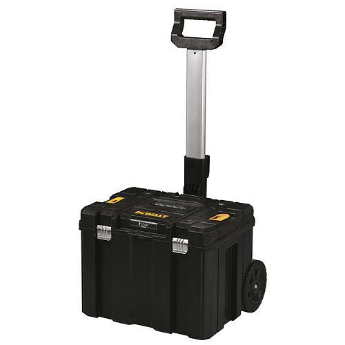 TSTAK Mobile Storage Deep Box on Wheels
