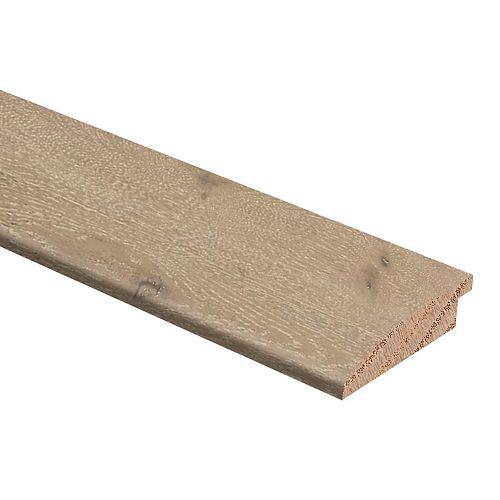 McCall Oak .5-inch x 1.75-inch x 94-inch Hardwood Reducer Molding