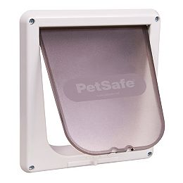 Chatière à quadruple verrou de PetSafe