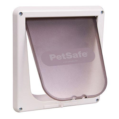 4-Way Locking Cat Door by Petsafe