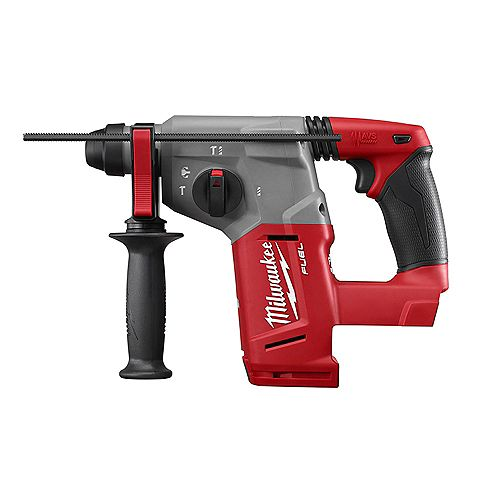 M18 FUEL 18V Lithium-Ion Brushless Cordless 1 -inch SDS-Plus Rotary Hammer (Tool-Only)