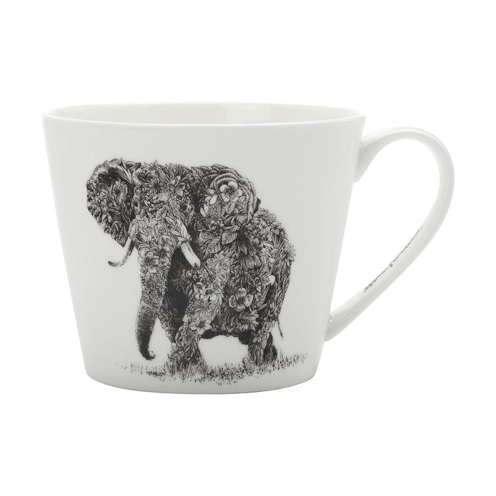 Maxwell & Williams Marini Ferlazzo African Elephant Mug 450 ml - Pack of 4