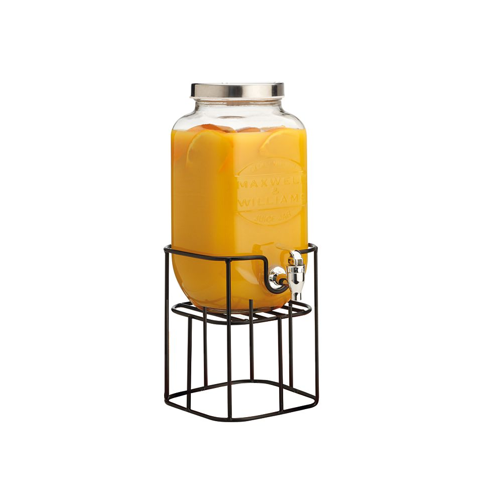 Maxwell & Williams Olde English Beverage Dispenser with stand 3.5 Litre
