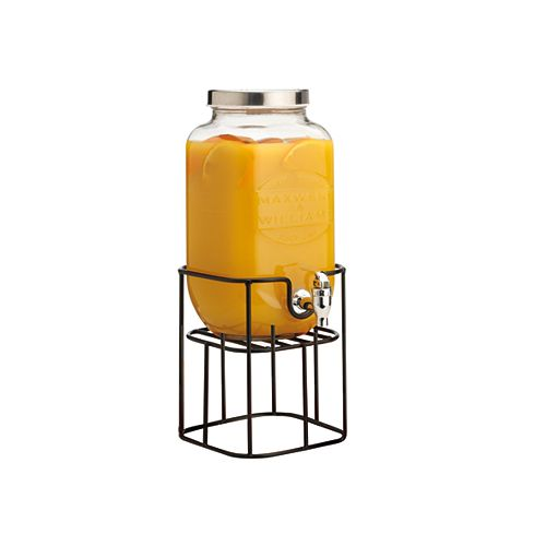 Olde English Beverage Dispenser with stand 3.5 Litre