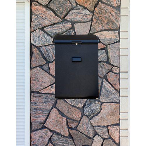 Wallmount locking Parcel Box