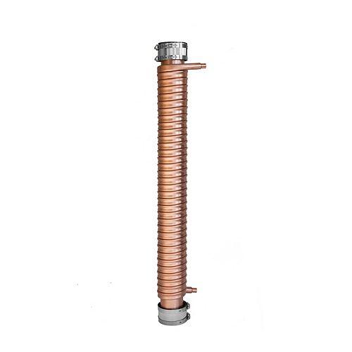 ThermoDrain TD442B-DR-PEX 46.0% EFF récupérateur de chaleur des eaux de drainage