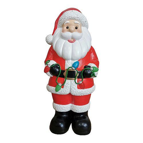 76,2 cm Père Noël à DEL